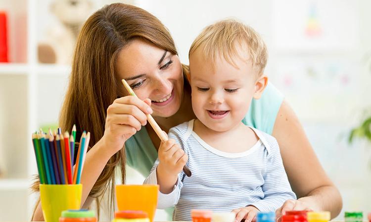 اصلی 1 - روانشناسی رنگ ها در کودکان