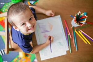 2 300x200 - روانشناسی رنگ ها در کودکان